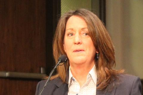 LGBT Advocate Kate Kendell