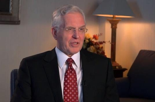 Elder D. Todd Christofferson of the Quorum of Twelve Apostles