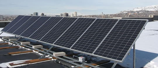 Some say the merger of SunEdison and Utah-based Vivint Solar signals a time when people rely less on centralized energy and more on rooftop solar and other small-scale energy sources that are used onsite.