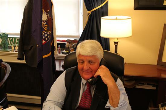 First District Congressman Rob Bishop (R-UT)