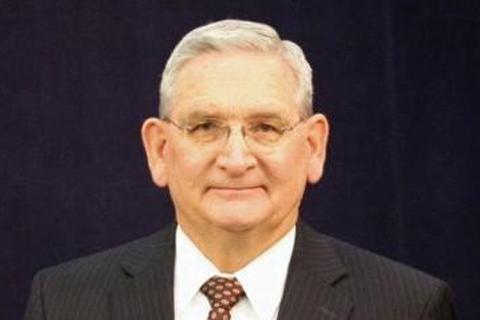 State School Superintendent Martell Menlove
