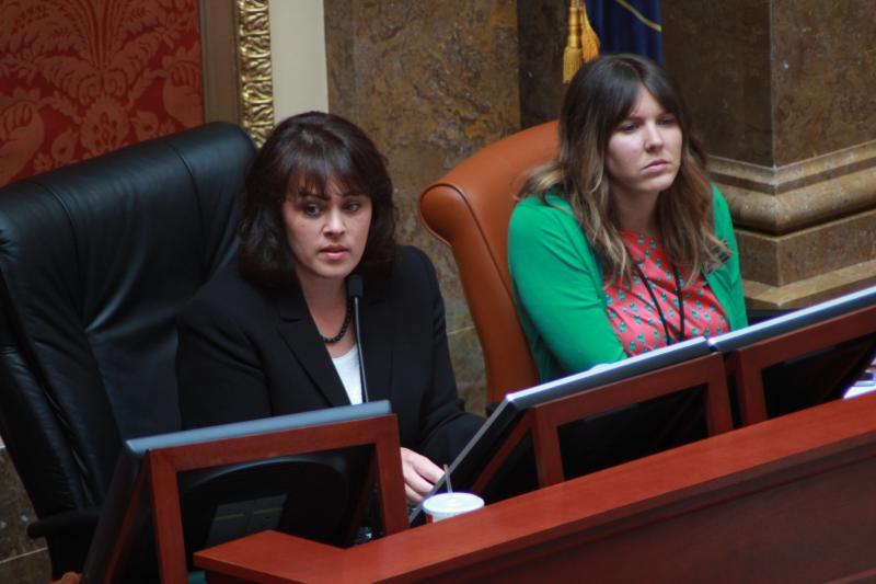 House Speaker Rebecca Lockhart, R-Provo