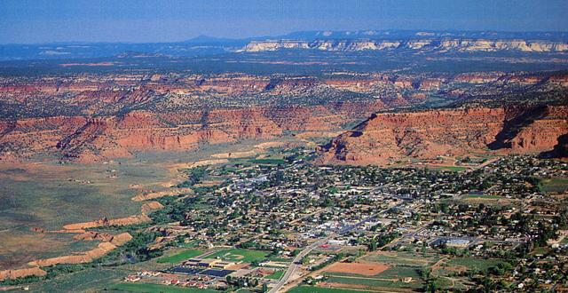 Kanab, Utah is home to Kane County Hospital