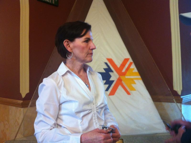 Holly Mullen, Executive Director of Rape Recovery Center