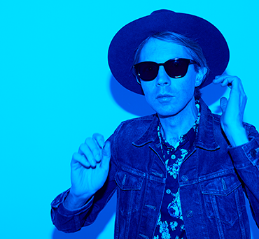 Musician Beck will perform at the 2014 Twilight Concert Series.