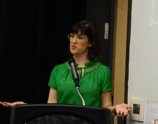 Ordain Women founder Kate Kelly