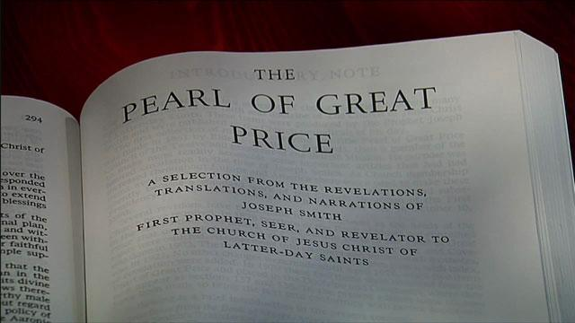 The Book of Abraham is part of the Pearl of Great Price, one of four volumes of scripture used by the Church of Jesus Christ of Latter-day Saints