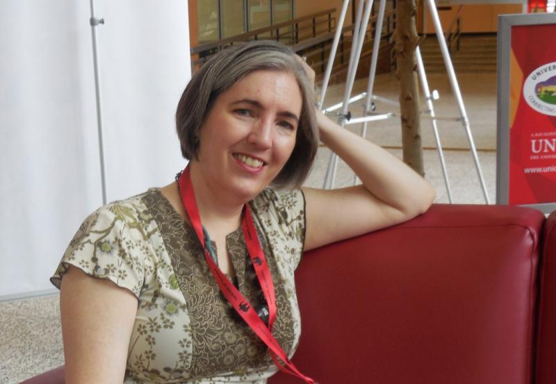 Sunstone Symposium Director Mary Ellen Robertson