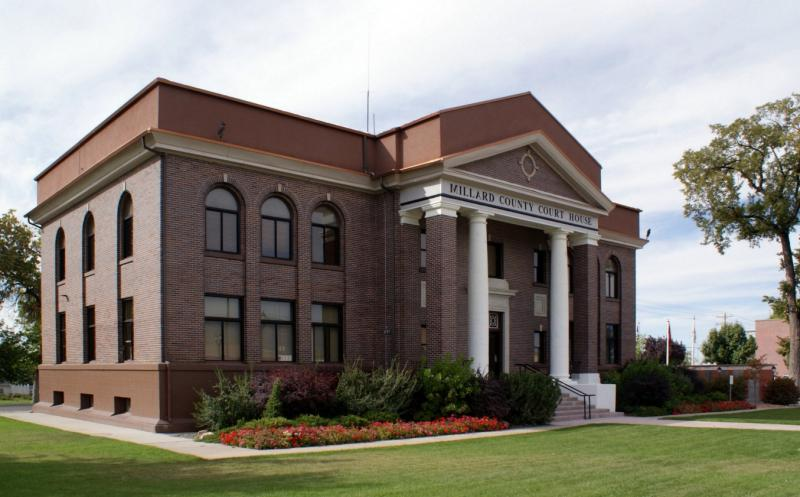 Millard County Courthouse, Fillmore, Utah