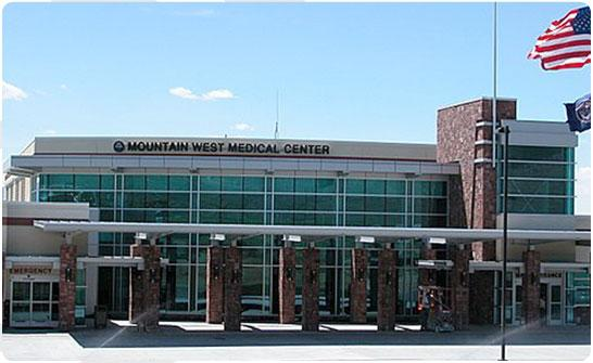 Mountain West Medical Center is one of 206 hospitals owned, leased, or operated by Community Health Systems.