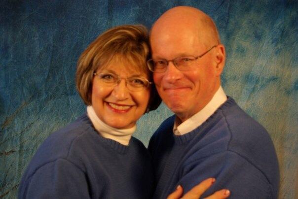 Jan and Jim Harding