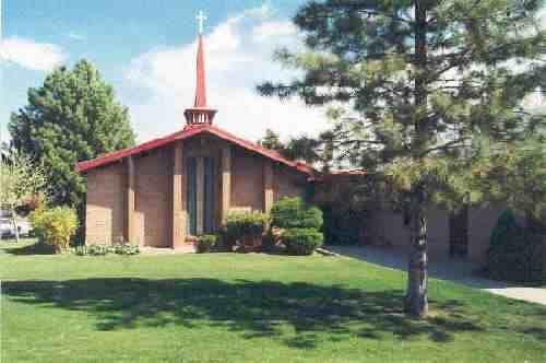 Trinity Methodist Church in Kearns