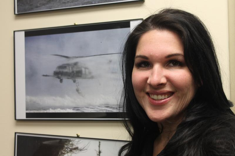 Therapist Melanie Squire is founder of the Military and Veteran Counseling Center.