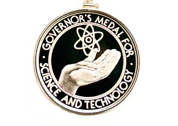 The Utah Governor's Medal for Science and Technology