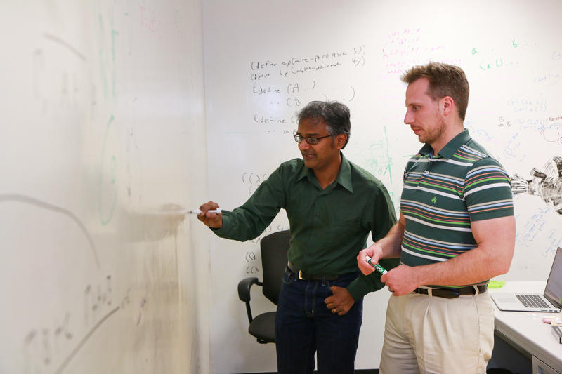 Suresh Venkatasubramanian and Matt Might, associate professors of computer science at the University of Utah, have received a $3 million government grant.