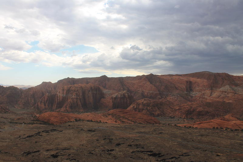 Some water for southwestern Utah comes from a well in Snow Canyon State Park.