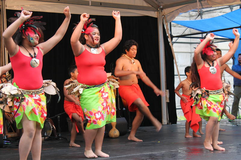 Malialole Dance Company at Living Traditions.