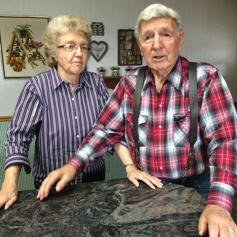 Freida and Ray Tibbitts swapped out their old light bulbs when they realized how much energy -- and money -- they could save.