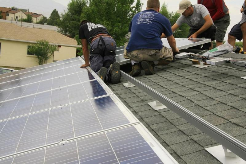 Clean-energy adovcates fear that a ruling by the Public Service Commission will mean a slowdown in rooftop panel investment in Utah.