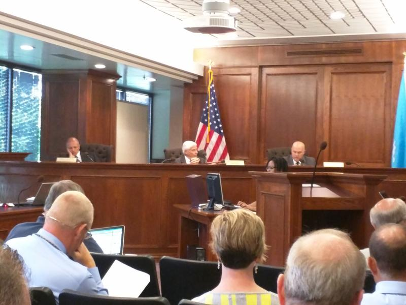 Utah County Board of Commissioners Meeting
