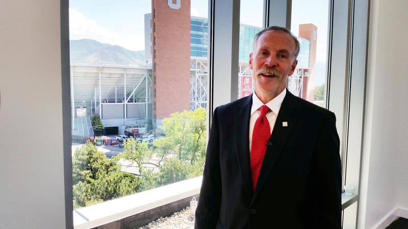 Robert Alder, Dean of the SJ Quinney College of Law