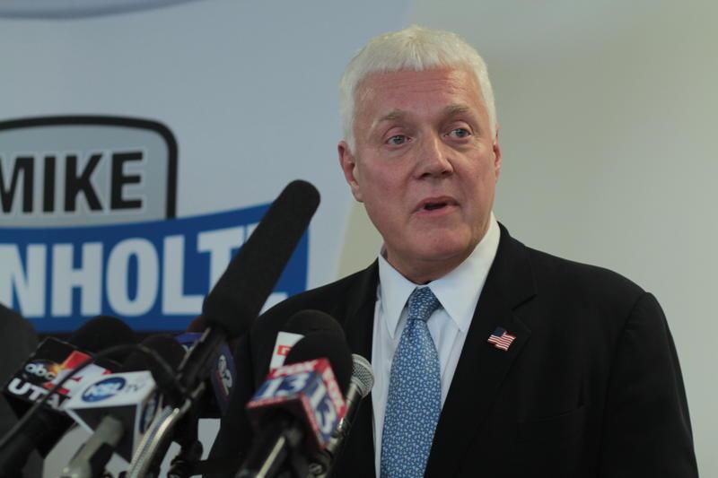 Mike Weinholtz, Democratic Gubernatorial Candidate