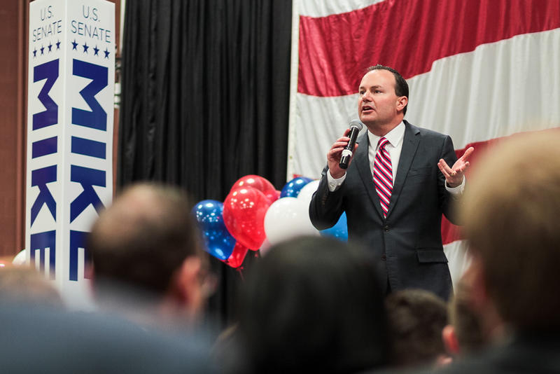 Utah Sen. Mike Lee kicks off his 2016 reelection campaign