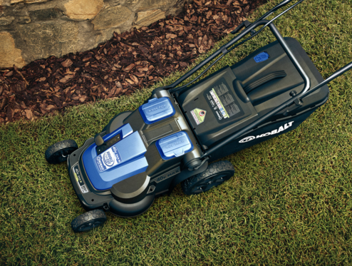 Electric mowers and trimmers will help reduce summer smog, and that's why the Utah DEQ's offering the discount lawn equipment program again.