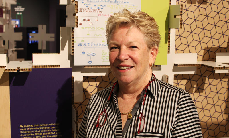 Lisa Canon-Albright; researcher and professor of genetic epidemiology at University of Utah Health Sciences