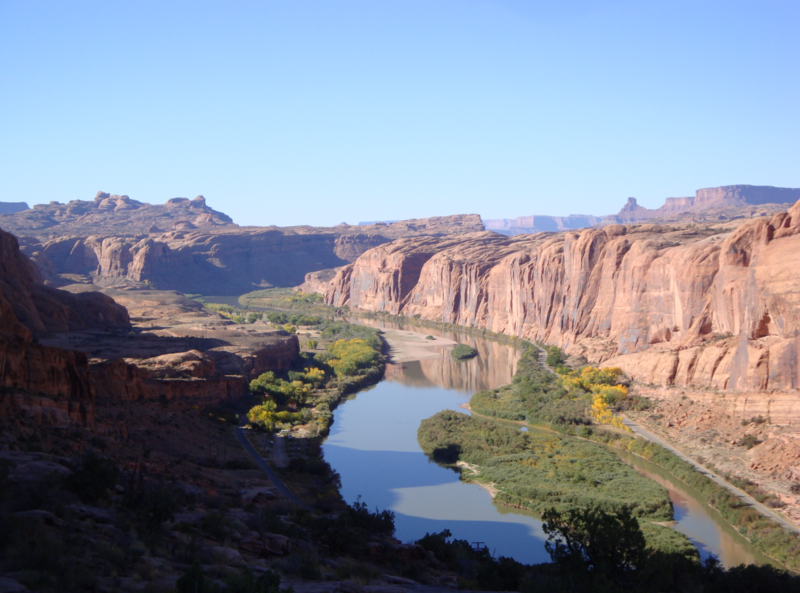 A new study quantifies the groundwater that makes up the Colorado River at Lee's Ferry, just south of the Utah border. It offers insights about streamflow and may become a predictive tool