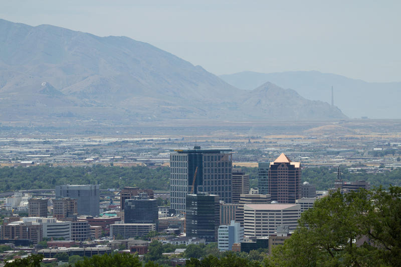 Utah Division of AIr Quality scientists found a number of perplexing trends in their data on Hazardous Air Pollutants.