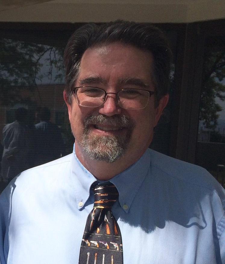 Dr. Todd Grey