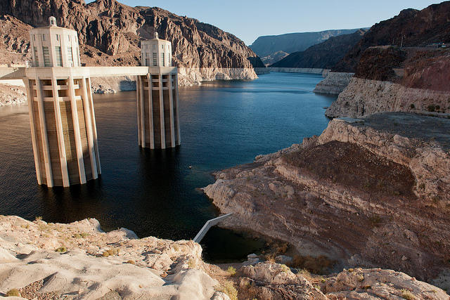 """Supporters of """"Fill Mead First"""" want to see Lake Powell water in Lake Mead to reduce evaporation. A USU scientist says the benefit/costs warrant more study."""