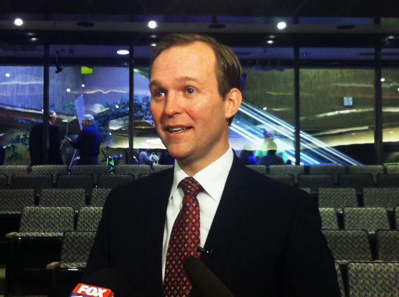 Mayor Ben McAdams