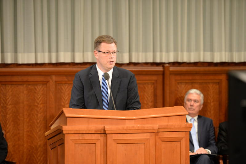 Clark G. Gilbert, current president of BYU–Idaho, will oversee this new organization.