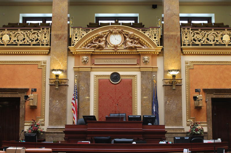 A bill that addresses physical restraint in the classroom was debated on the House floor Tuesday morning.