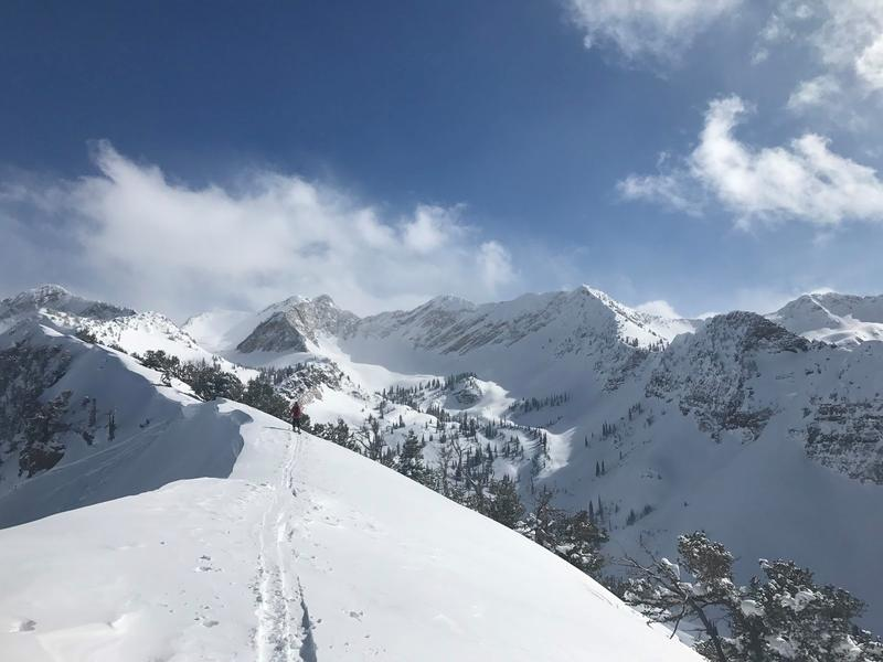 No one died in a Utah avalanche this winter, although there were some near misses. The last time there was a fatality-free avalanche year in Utah was during the 1990-91 season.