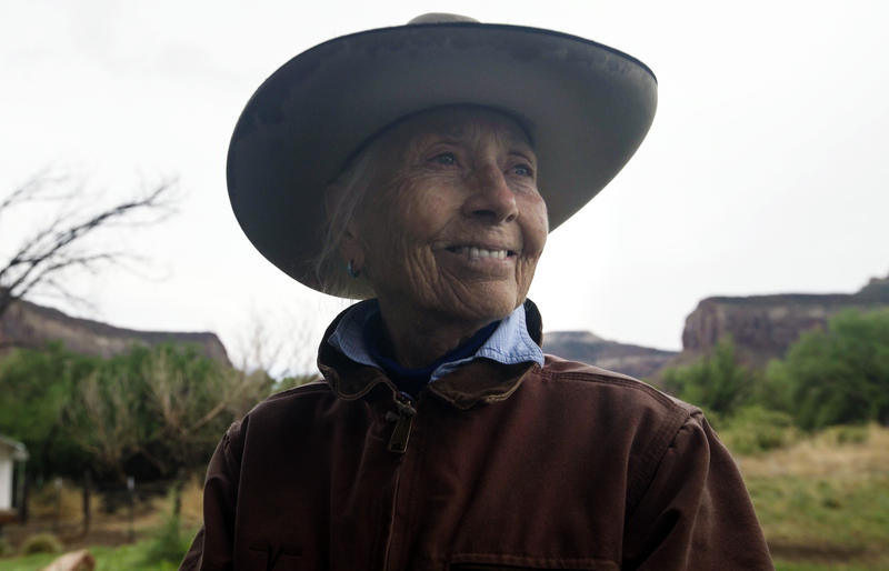 Rancher Heidi Redd, like most people who live around Bears Ears, wants the land protected. The question is whether a national monument is right. She says 'yes.'