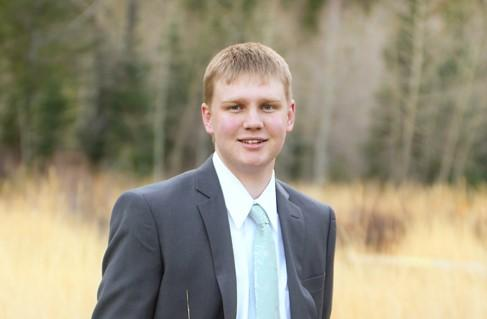 Elder Jeremy  McCauley