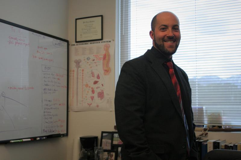 Eric Garland is the Associate Dean for Research at the University of Utah's College of Social Work and the Director of the Center on Mindfulness and Integrative Health Intervention Development.