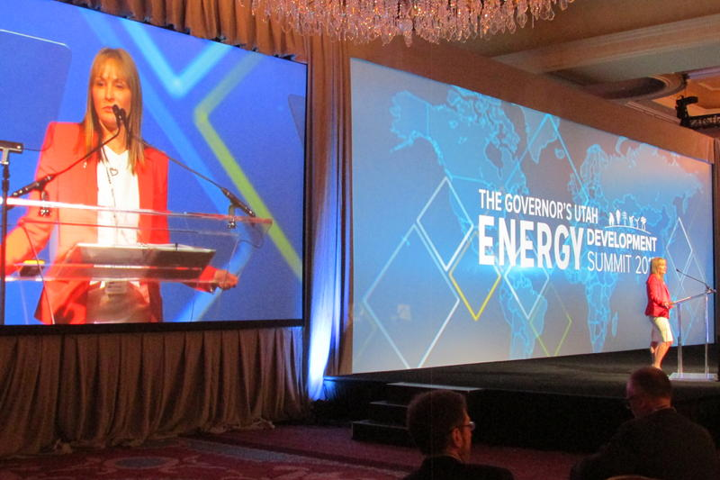 Laura Nelson, director of the Energy Development Office, has been a key figure in crafting a deal that locks in rates through 2034, which gives rooftop solar customers certainty about their investment.