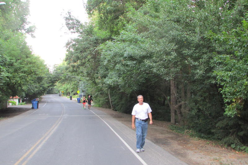 David Dean loves Holladay's Trees, but he says the proposed tree ordinance is government overreach.
