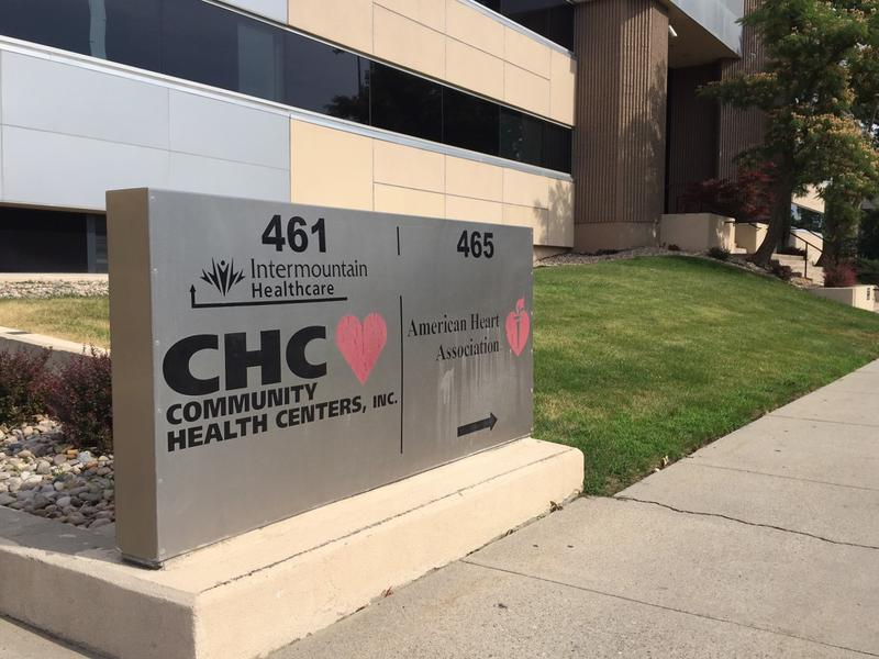 The Central City Community Health Center in Salt Lake City.