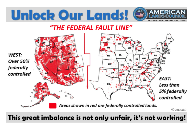 "The American Lands Council wants a new relationship between the federal government and states with large areas of federal lands, like Utah. The focus used to be ""federal lands-transfer."" Now the idea of working together is gaining traction."