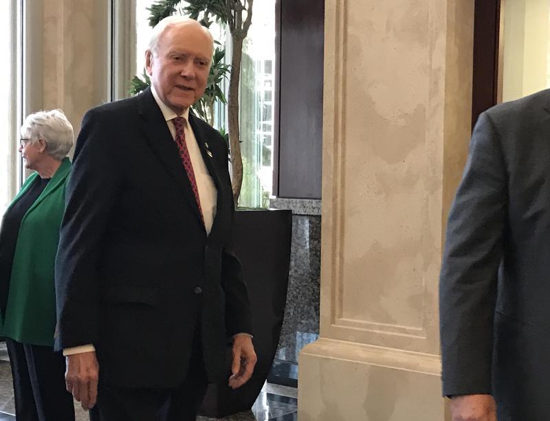 Now in his seventh term, Sen. Orrin Hatch is the longest serving GOP senator.