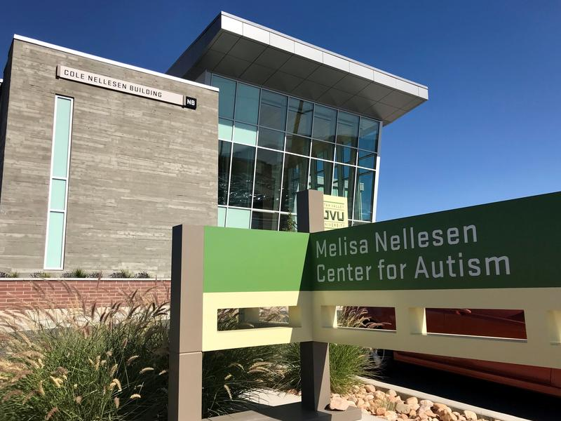 The newest building on UVU campus in Orem is dedicated to understanding and teaching students with autism.
