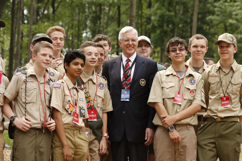 The LDS Church has been linked to the Boy Scouts of America for over 100 years and remain their top sponsor.