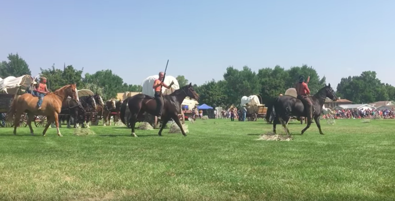 Wellsville will find a new way to depict the way Mormon pioneers prepared for attack in future portrayals of the Sham Battle. A special City Council committee made the decision this week.