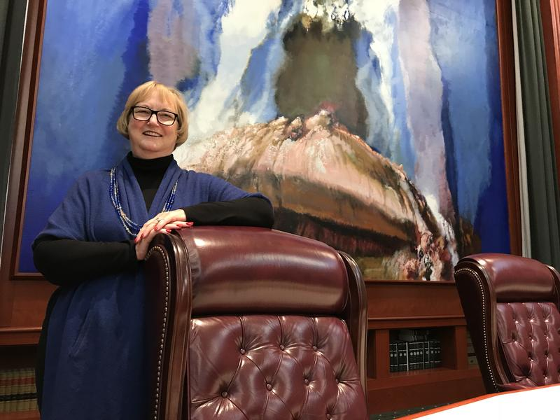 Justice Christine Durham retired this month after nearly 40 years on the bench. She served as the first female justice on the Utah Supreme Court.