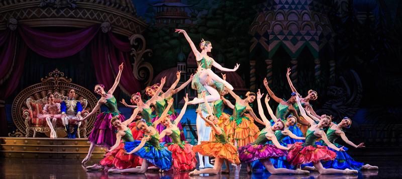 Artists of Ballet West in 'The Nutcracker'